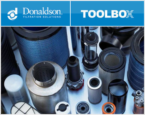 Click to use the Donaldson Toolbox